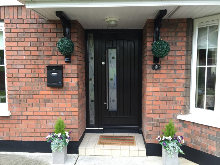 Palladio doors available from Everglade