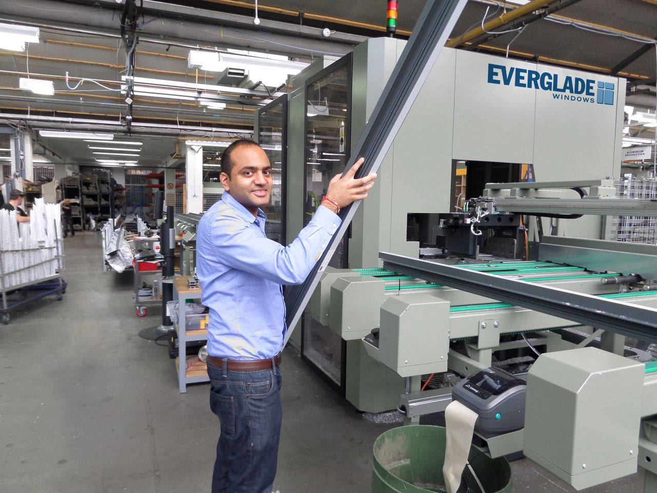 Everglade Factory manufacturing