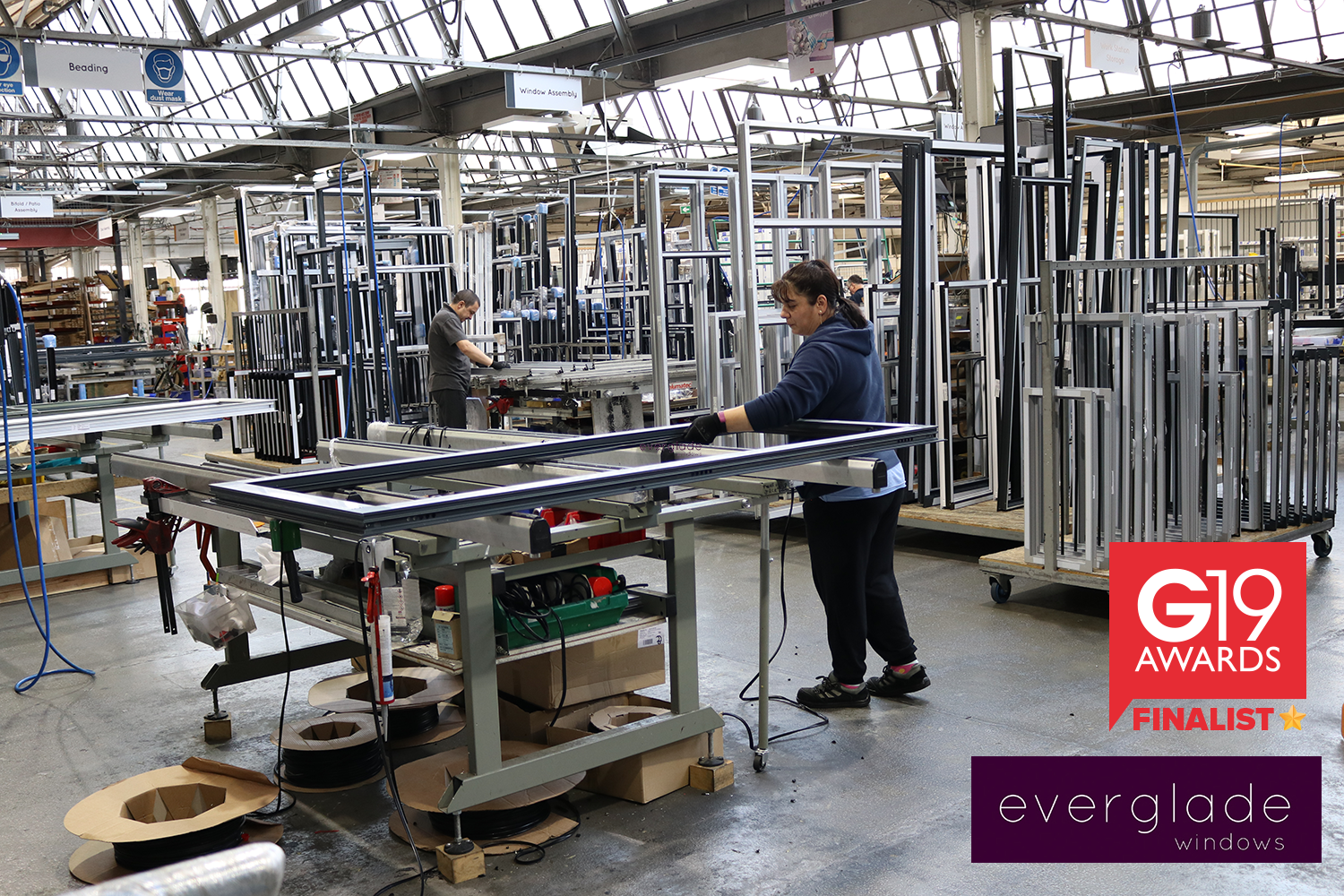 Everglade Windows Named G19 Fabricator of the Year Finalist
