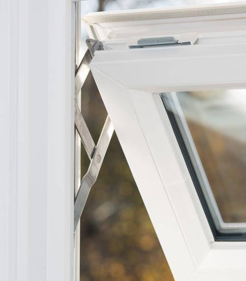 Kommerling PVCu Window from Everglade Windows