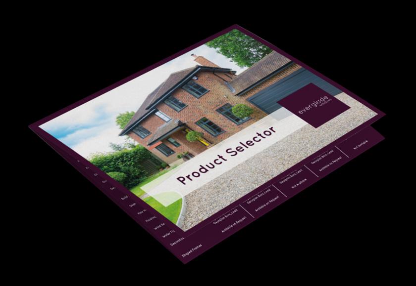 Product Selector brochure image