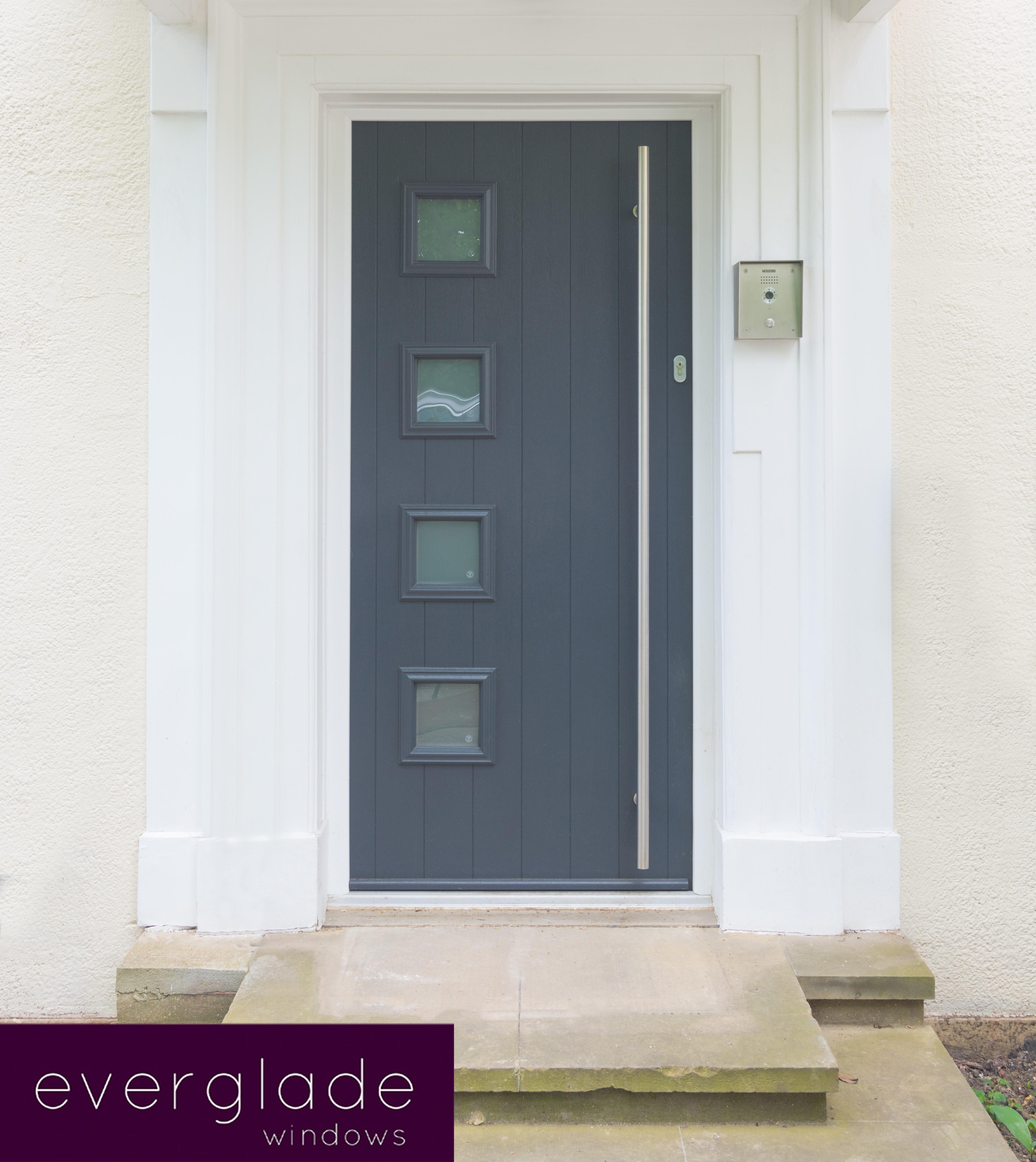 Trade Entrance Doors
