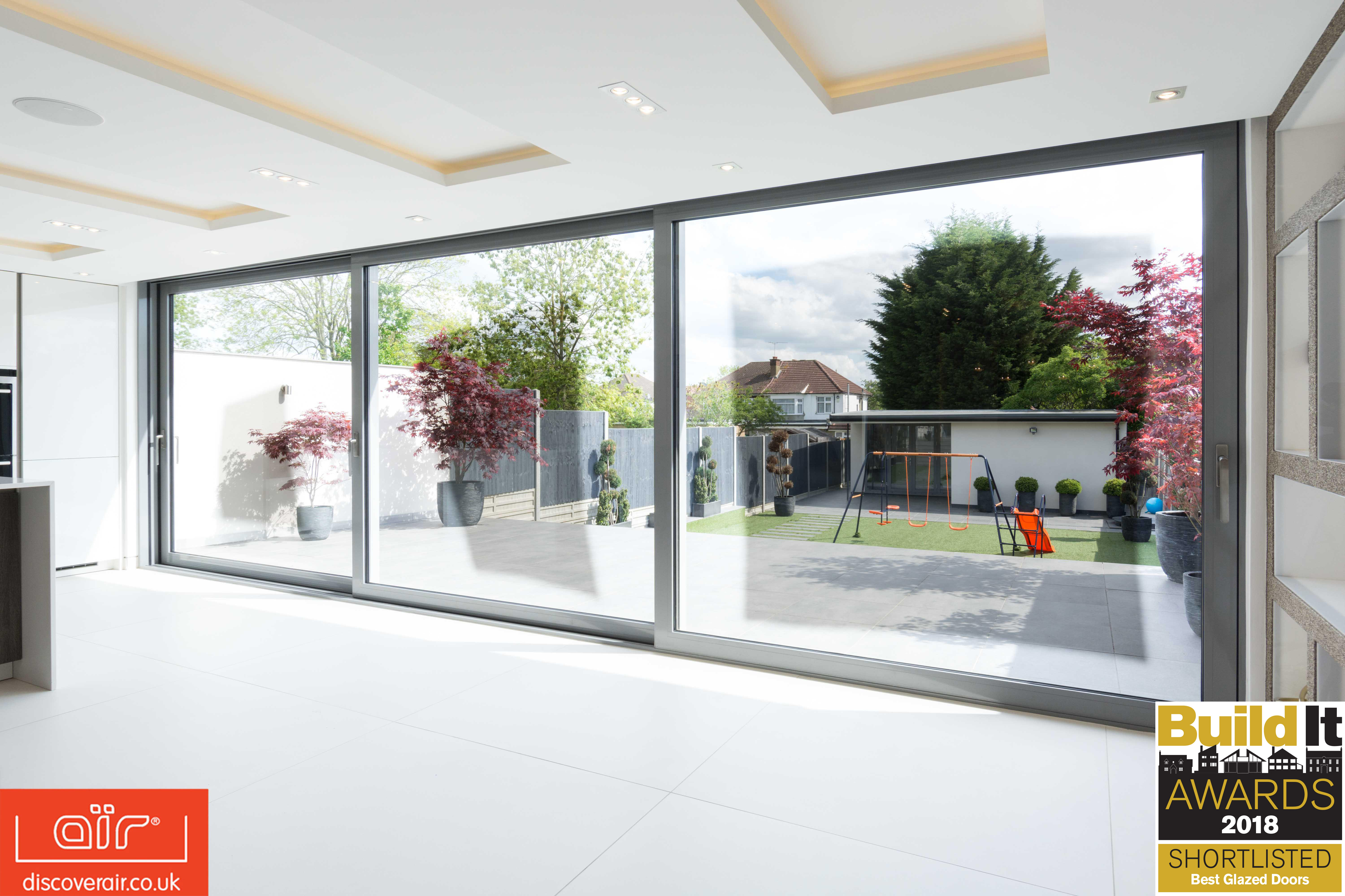 air 600LS has been named a finalist for best glazed doors