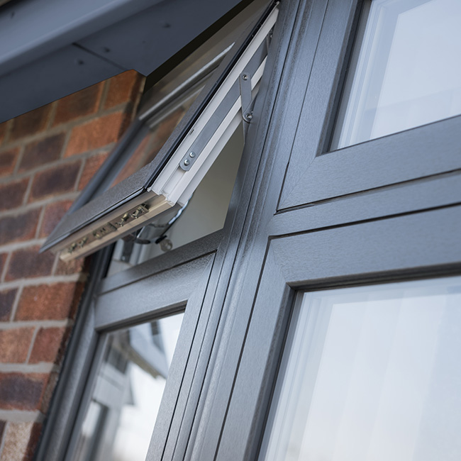 Benefits of uPVC Flush Sash from the One Collection