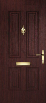 Palladio Composite Doors Everglade Windows