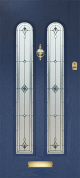 Palladio Composite Doors Everglade Middlesex