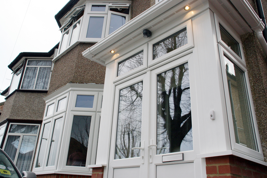 uPVC entrance doors trade