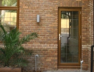 PVCu Single Doors Everglade Middlesex
